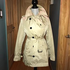 💯 Authentic Burberry Two In One Trench Coat