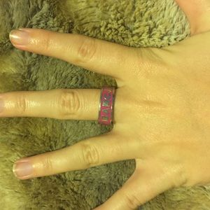 Brand New Marc Jacobs Ring