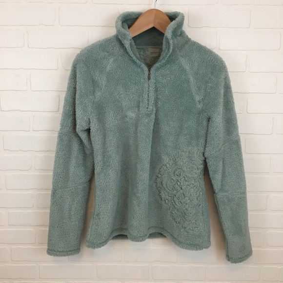 Athleta - Athleta Fuzzy Fleece Pullover from Jess's closet on Poshmark
