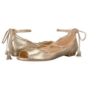 Badgley Mischka Bloom ballet flats