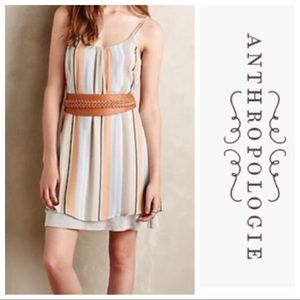 Anthropologie Layered Dress