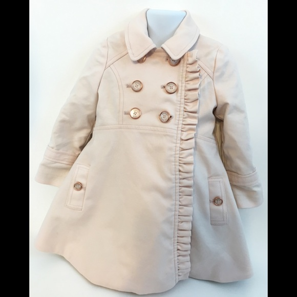 56b687420 Baker by Ted Baker Other - Baker Ted Baker baby girls trench coat 2 years