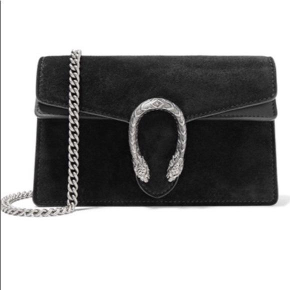 5775a03eeb6f Gucci Bags | Dionysus Super Mini Suede Shoulder Bag | Poshmark