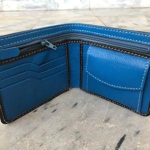 Men Wallet Genuine Supreme Leather Bifold Handmade