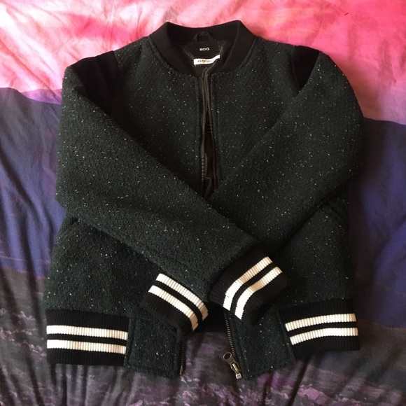 df124ea7a urban outfitters BDG captain bomber jacket
