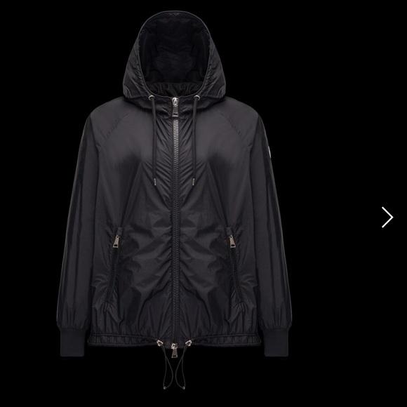2e8e3b208 💕offer ?💕 Moncler rain jacket / windbreaker NWT