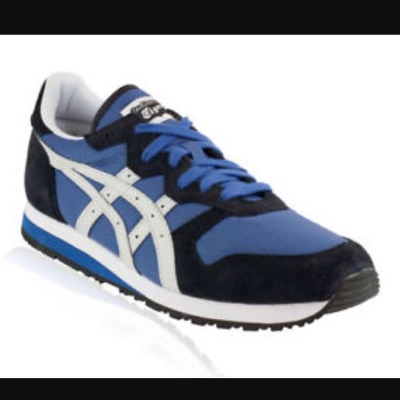 new styles 81207 54b6e Onitsuka Tiger OC Runner Blue & Grey Boutique