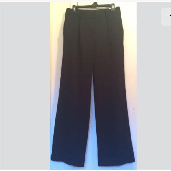 457ea3ba380 NWT LIZ CLAIBORNE HIGH-RISE WIDE LEG DRESS PANTS