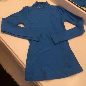 Under Armour UA Women's Mock Turtleneck Shirt