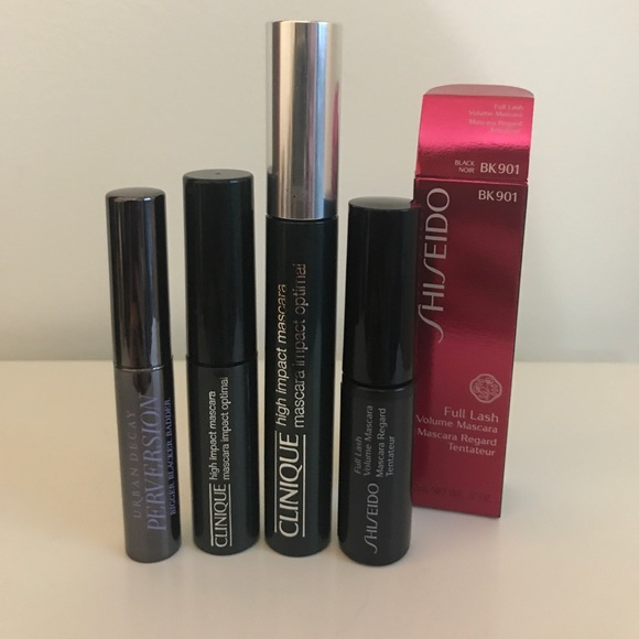 c43846d3d5f Clinique Makeup | New Mascara Bundle 2xshiseidourbandecay | Poshmark