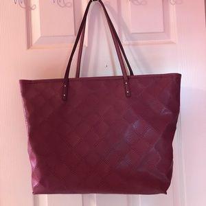 Handbags - Large Mauve Tote