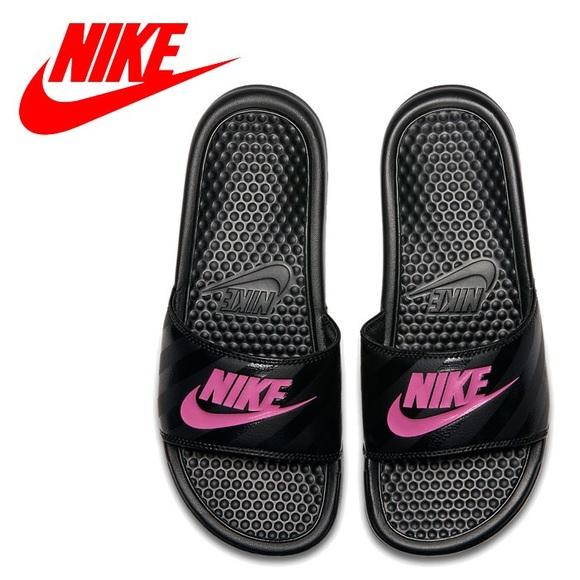 9f6fa4f0c642 Nike Benassi Solarsoft Womens Slide Sandals