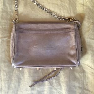 Rebecca Minkoff Bags - Rebecca Minkoff distressed leather crossbody purse
