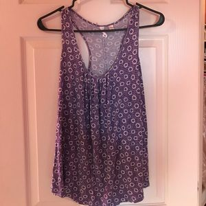 Tops - Anthropologie floral tank