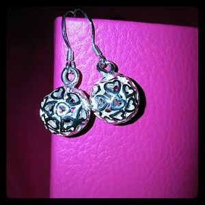❤*Silver, Dangle Earrings*❤