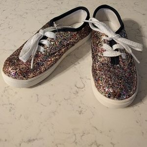 Circo Glitter Tennis Shoes, NWT, size 12