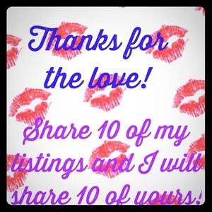 Other - Thank you for sharing my closet ❤️