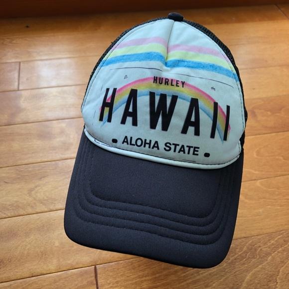 HAWAII license plate baseball cap, Trucker Hat