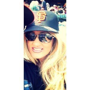 Accessories - San Francisco Giants Girly Bling Baseball Hat ⚾️