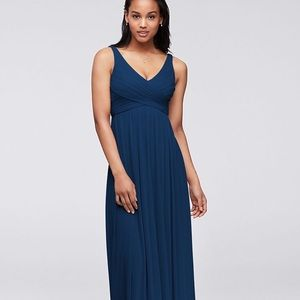 SALE! Floor Length Mesh Dress