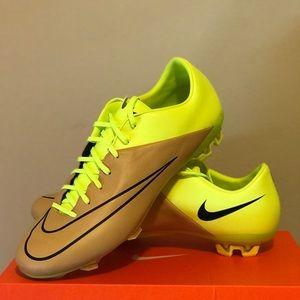 Men's Nike Mercurial Veloce II  FG Soccer Cleats
