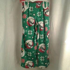 peanuts pajamas peanuts christmas pajamas snoopy woodstock - Snoopy Christmas Pajamas