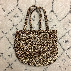 Handbags - Leopard Bag