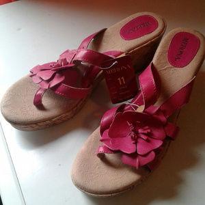 Merona-Emma-Sandals-Hot-Pink-11     Merona
