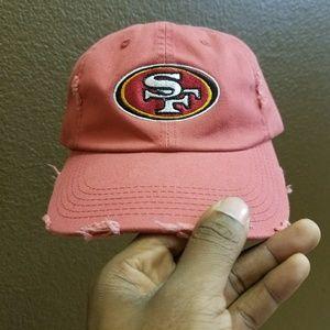 c67b319db68728 Accessories - 49ers dad hat