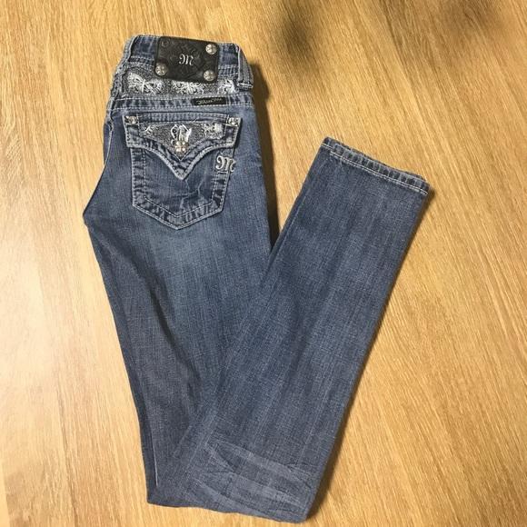 Miss Me Denim - Miss Me skinny jeans