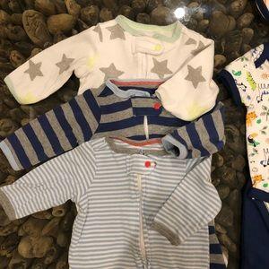 0-3 Cat & Jack Romper Other Newborn-5t Girls Clothes