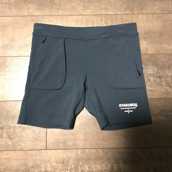 NWT Nike Lab Gyakusou Utility Shorts size small 429230bec