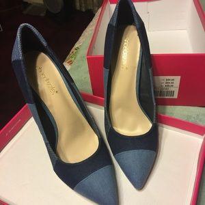 Shoes - Blue Jean stilettos