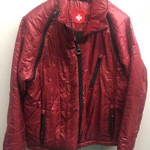 Wellenstyne jacket!