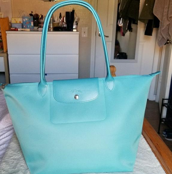 26600abae060 Longchamp Handbags - Limited Edition Longchamp Large Le Pliage Neo