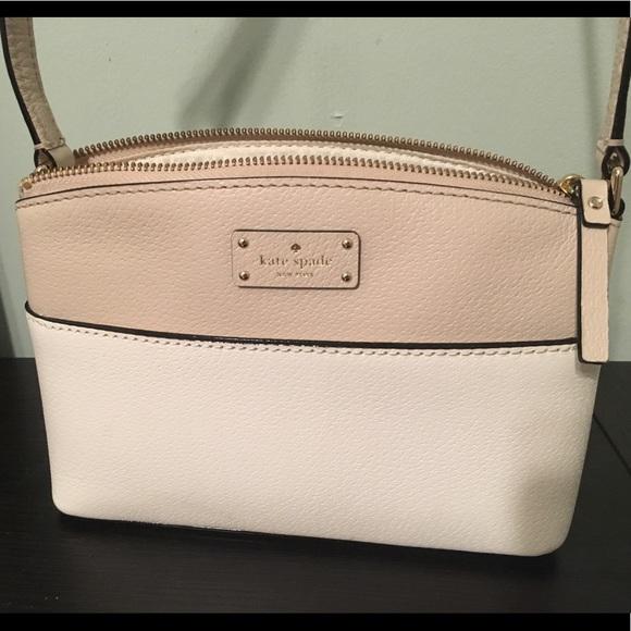 b9c573b53 kate spade Handbags - Kate Spade Millie Grove Street Crossbody - white