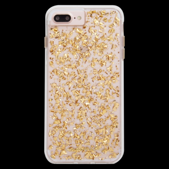 release date 03e2b 751f7 NWT Case-Mate 24 Karat Gold Cell Phone Case NWT