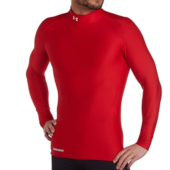 8e81e9bd4d2 Under Armour Men s ColdGear Compression Shirt
