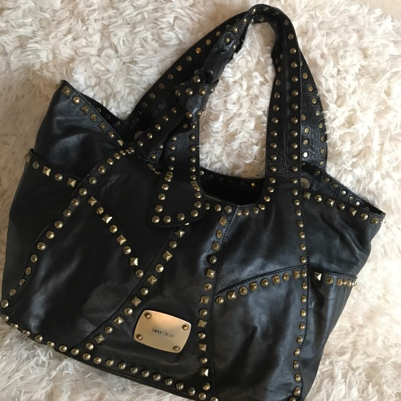 Jimmy Choo Handbags - Rare Authentic Jimmy Choo Hobo Purse
