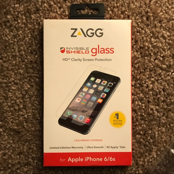 new arrival 0a7f0 0256c ZAGG - InvisibleShield HD Clear Screen Protector