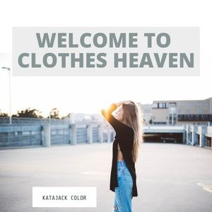 Other - Welcome to Clothes Heaven