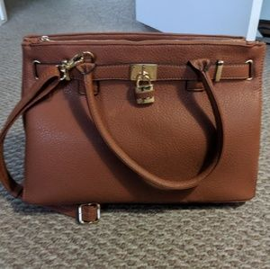 Carmel Brown Tote Bag