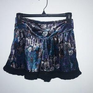 BAND OF GYPSIES Boho Shorts