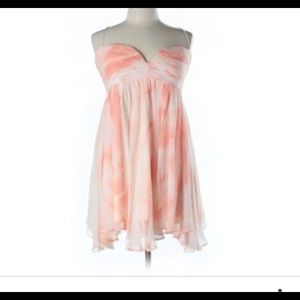 NWT Foley and Corinna silk dress