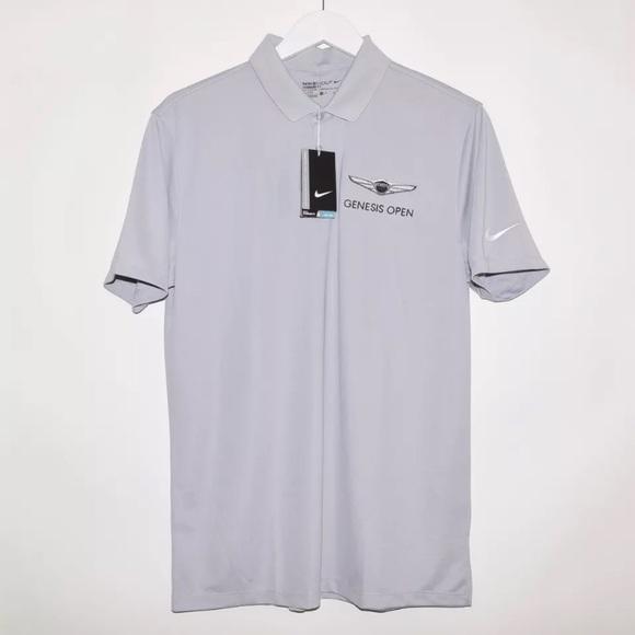 d1dc1d3766a Nike Golf Standard Fit Dri-Fit Polo Shirt