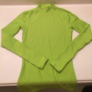 Under Armour UA ColdGear  Mock Turtleneck Shirt