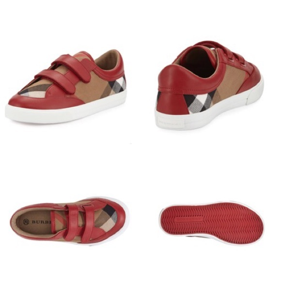 ee379d1bb7ef Burberry Other - Burberry Sneakers •HP 🎉•