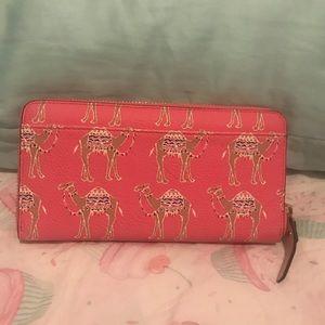 kate spade Bags - Kate Spade marching Camel Wallet