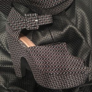 ASOS Chunky Heels