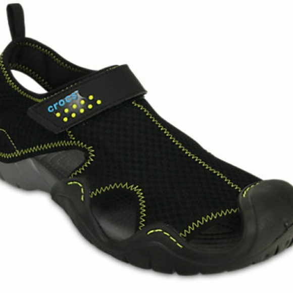 93921f9fe41d CROCS Shoes - 🌲SALE🌲 Crocs Swiftwater Mesh sandals